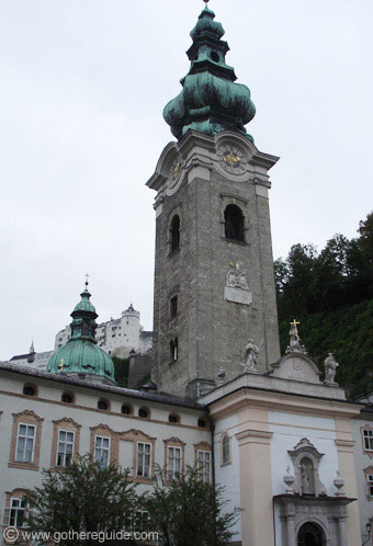 St Peters Abbey Salzburg