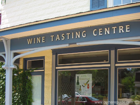 Niagara-on-the-Lake Wine Tasting