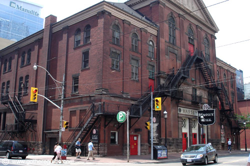 Massey hall Toronto
