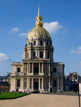Chapelle des Invalides Dome Church Paris