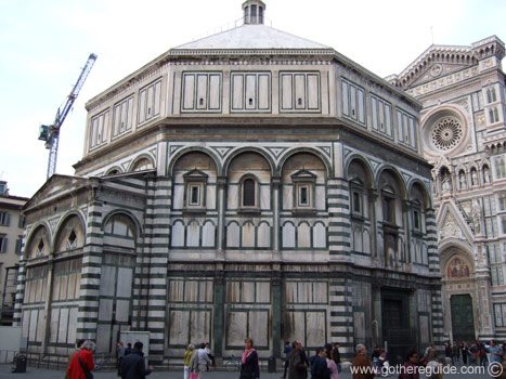 Baptistry Florence