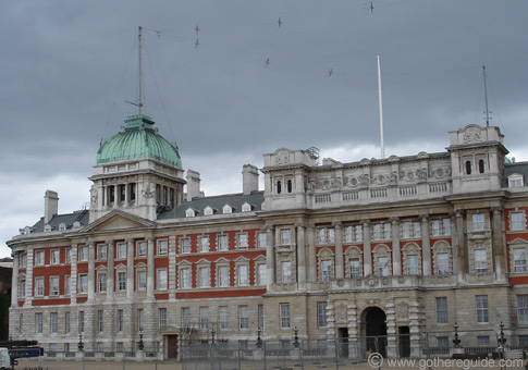 Old Admiralty Building Horse Guards Parade London