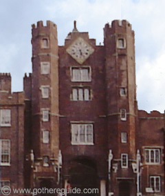 St James Palace London