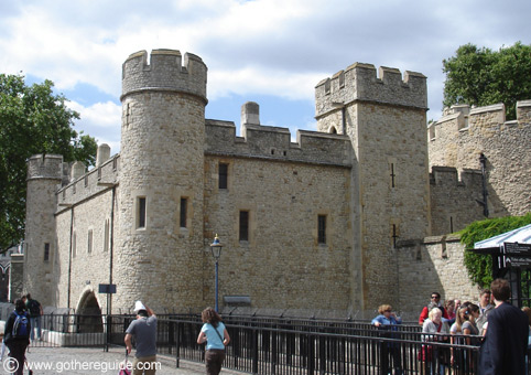 Tower Of London Medieval Palace