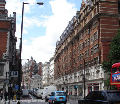 Knightsbridge London