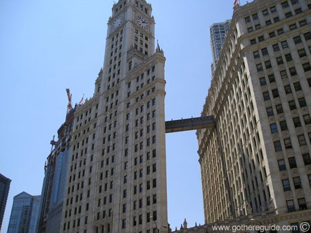 Wrigley Building Chicago