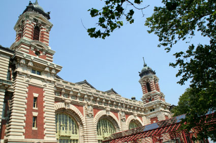 Ellis Island Immigration Museum New York