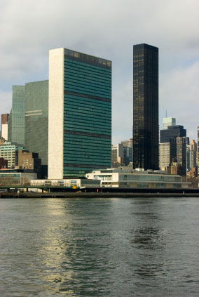 United Nations Headquarters New York