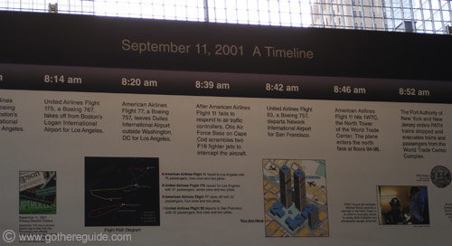 World Trade Center Timeline New York
