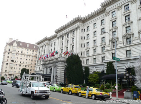 Fairmont Hotel Nob Hill San Francisco