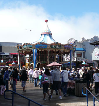 Fishermans Wharf Pier 39 San Francisco