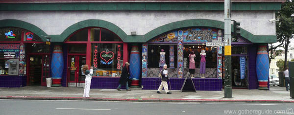 Haight-Ashbury San Francisco