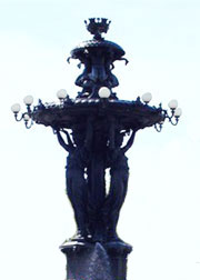 Bartholdi fountain Washington